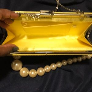 Bags - Clutch & Necklace